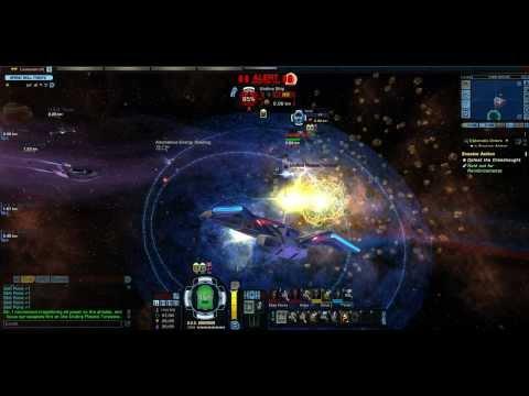Let's Play Star Trek Online Part 4: Diplomatic Orders