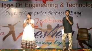 Interview Comedy Telugu Skit | QISCET