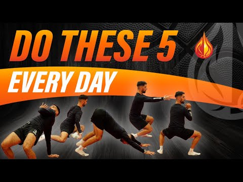 5 Exercises Basketball Players Should Do DAILY