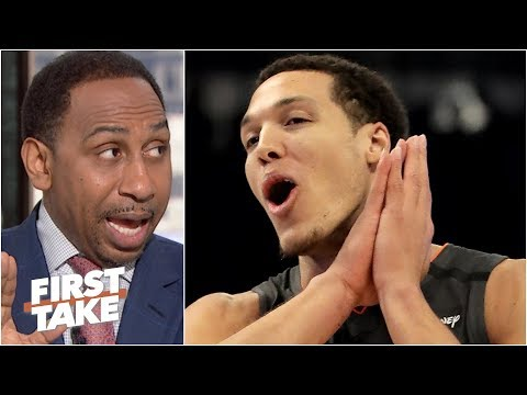 Stephen A.: 'Aaron Gordon got robbed!' | First Take