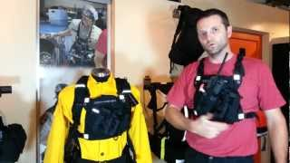DR-1 Commander dual radio chest harness by Coaxsher