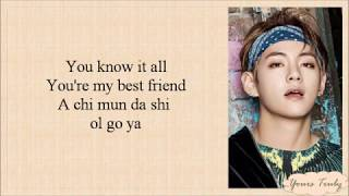 Download Mp3 Bts  방탄소년단  - Spring Day  Easy Lyrics