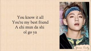 Download BTS (방탄소년단) - SPRING DAY [EASY LYRICS]