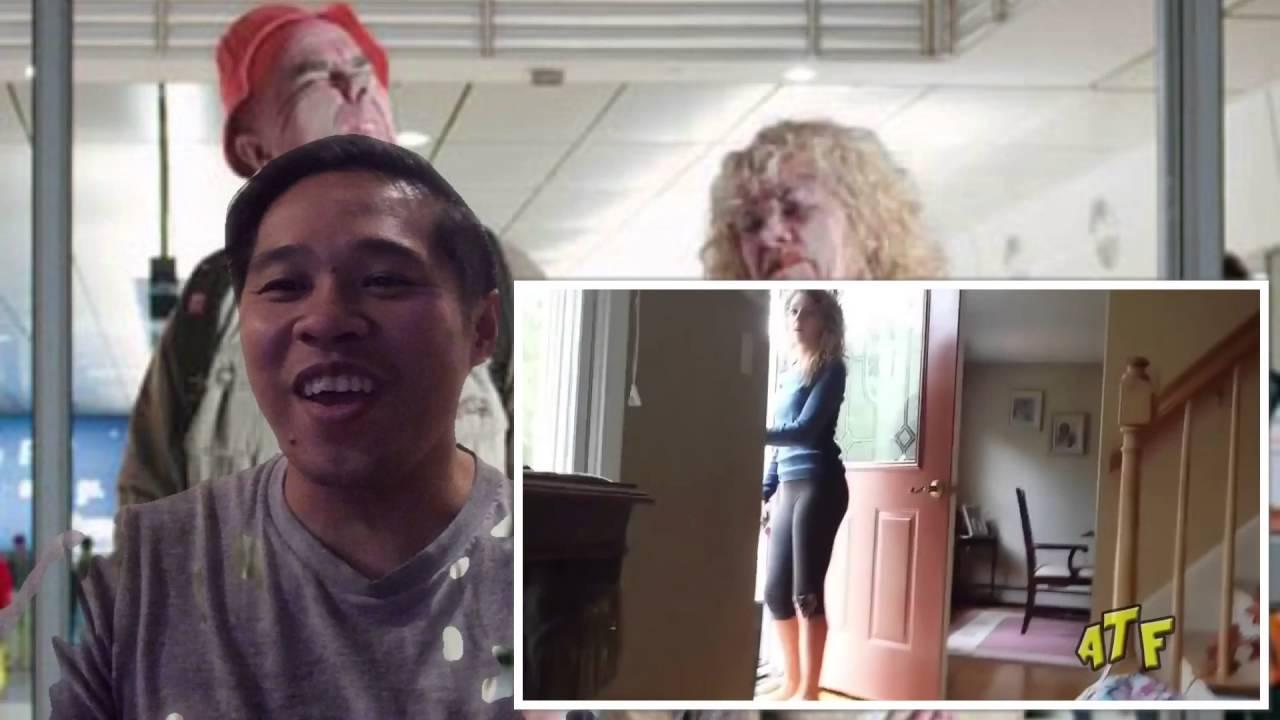 Funny Epic Walk Into Glass Door Fail Youtube