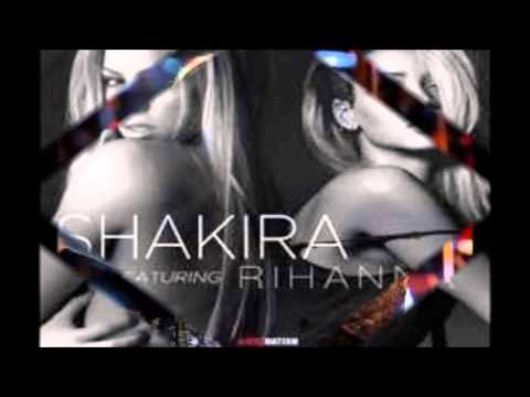 Shakira Can't Remember To Forget You Rihanna [free mp3]