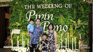 Wedding Photobooth 3d @ Javaheritage Hotel Purwokerto