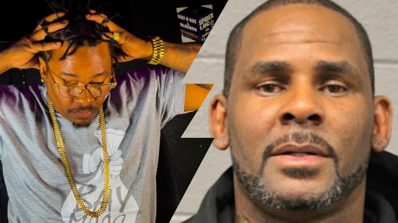 "Spider Loc Reacts "" R Kelly Attacked In Jail"" Set Up or Naw???"