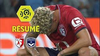 Video LOSC - Girondins de Bordeaux (0-0)  - Résumé - (LOSC - GdB) / 2017-18 download MP3, 3GP, MP4, WEBM, AVI, FLV Oktober 2017