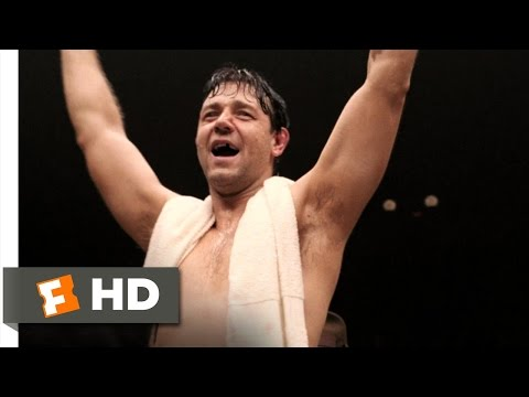Cinderella Man (8/8) Movie CLIP - The Ending: New World Champion (2005) HD