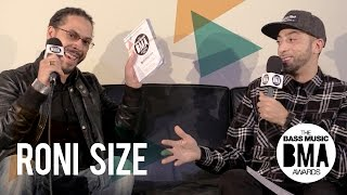 Roni Size Interview - Bass Music Awards
