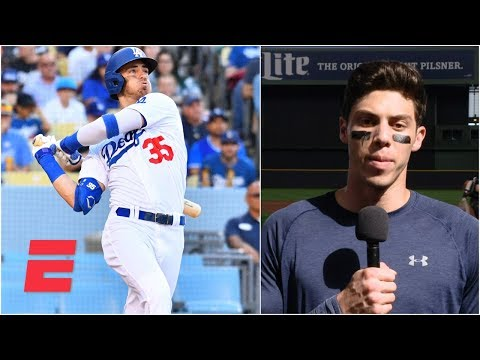 Christian Yelich calls Cody Bellinger an unbelievable player   2019 MLB All-Star Game