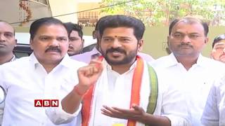 Revanth Reddy | Revanth Reddy Meets Kodandaram | Lok Sabha Elections 2019 | ABN Telugu