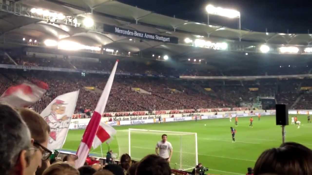 Vfb Gegen Bremen