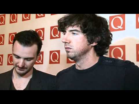 Q Awards 2011 Classic Song Award - Snow Patrol interview