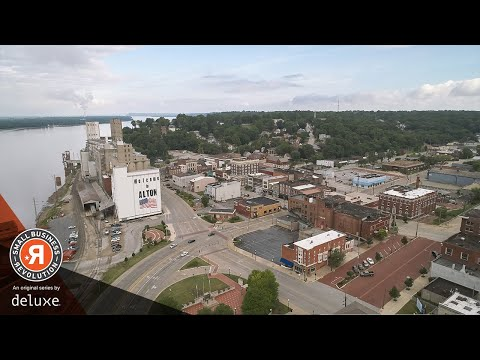Historic River Charm: 'Welcome to Alton'  | Small Business Revolution - Main Street: S3E1