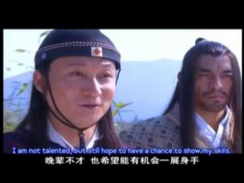 Sword Stained with Royal Blood Ep11a 碧血剑 Bi Xue Jian Eng Hardsubbed