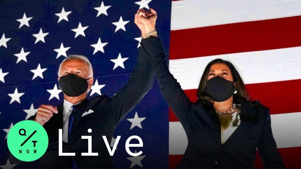 Watch Joe Biden's speech live tonight