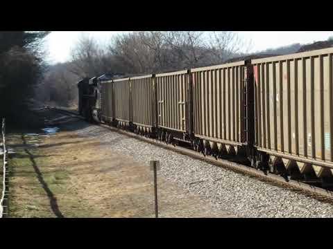 """Train 746 DP Engineer Brian Beach """"Hello Simon"""""""