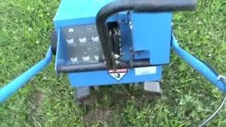 Blue Bird Husqvarna SC550A 18