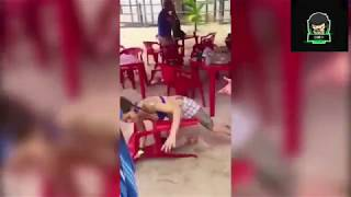 10 orang mabuk paling Konyol 2019
