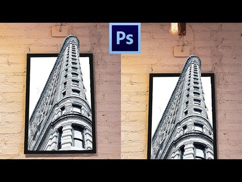 Photo manipulation Simple way | photoshop tutorial /Tech Perfect thumbnail