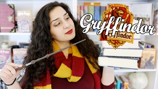 Hogwarts House Book Recommendations | Gryffindor
