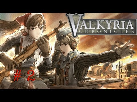 Valkyria Chronicles - Episode 2