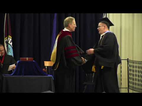 Class of 2018 | Conferral of Degrees | Commencement 2018