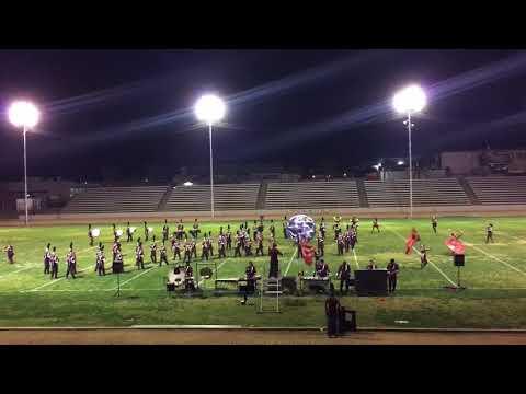 Fontana High School Marching Band 2017