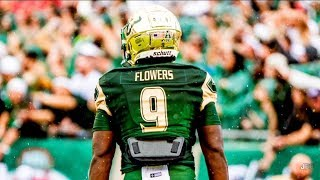 Nastiest QB in College Football || USF QB Quinton Flowers Career Highlights ᴴᴰ