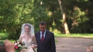 Свадебная церемония. Выездная регистрация. Свадьба в Москве