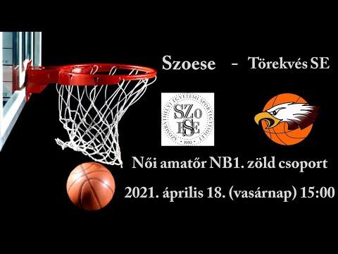 Szoese - Törekvés SE - Női amatőr NB1. Zöld Csoport