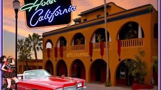 HOTEL CALIFORNIA 1 Karaoke