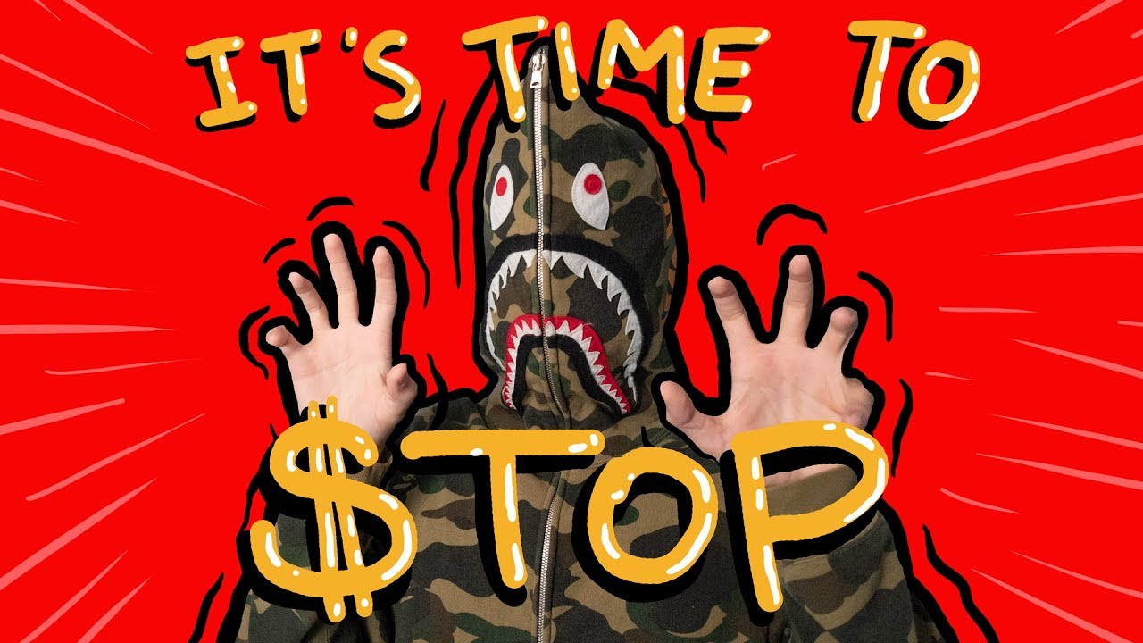 0868a69fa Stop Calling Me A Hypebeast! - YouTube