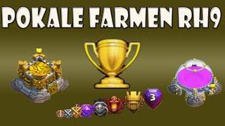 Pokale/Rostoffe Farmen ||| Riesen + Walküre ||| Let´s Play Clash of Clans