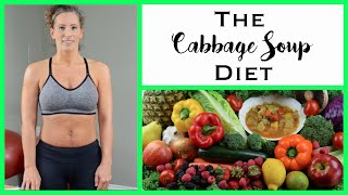 Does The 7 day Cabbage Soup Diet Really Work?