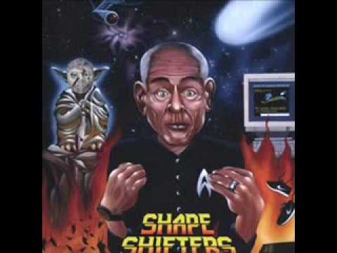 THE SHAPE SHIFTERS ~ PREVAIL