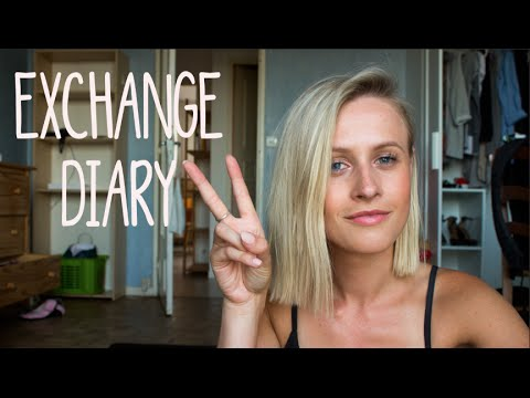 Exchange Diary 2: Being a Hermit