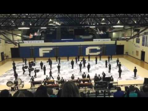 Central Crossing High School Indoor Percussion 2016 Alone in a Crowd