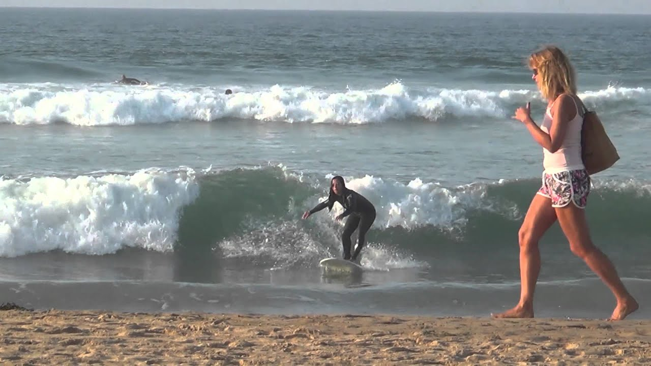 suburban surf camp - somo 2014 - youtube