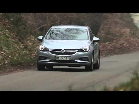 Essai Opel Astra 105 innovation 2016