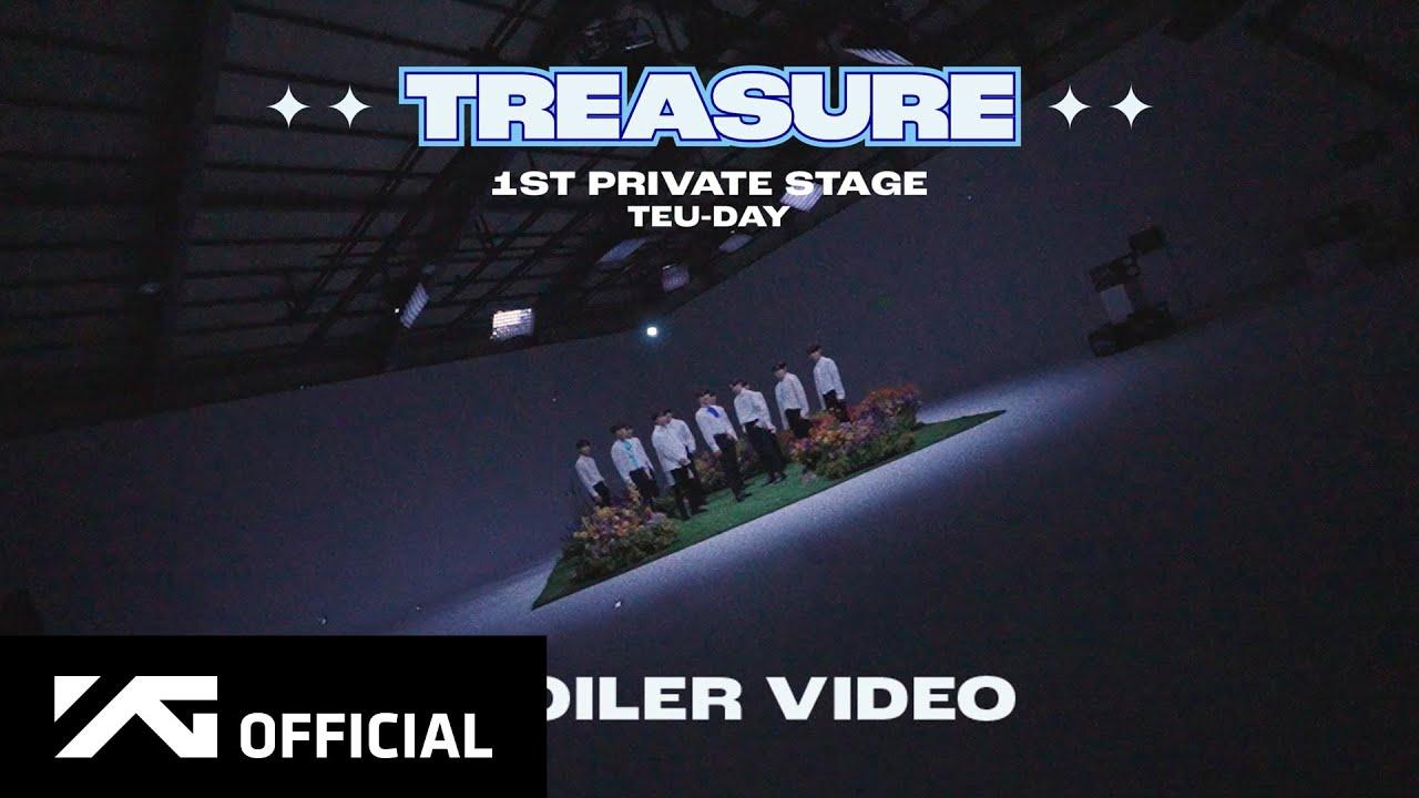 TREASURE - 'TEU-DAY' SPOILER VIDEO