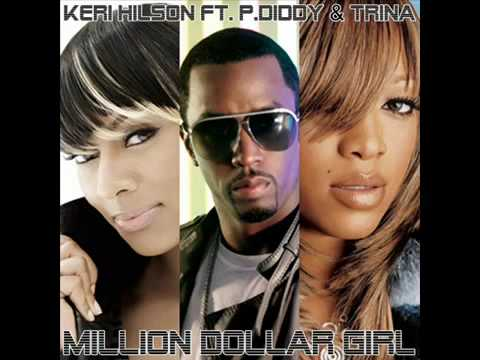 Trina Ft. Keri Hilson & P.Diddy - Million Dollar Girl [New Exclusive] [New Hot RnB Music 2010]