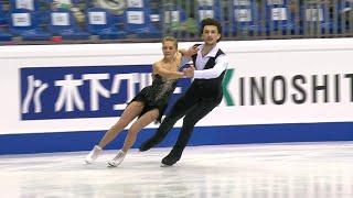 Ритм-танец. Танцы. Юниоры. Финал Гран-при по фигурному катанию 2019/20