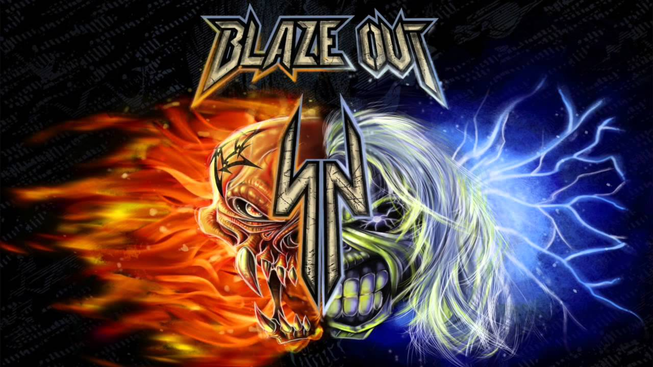 blaze out metallica vs iron maiden medley youtube. Black Bedroom Furniture Sets. Home Design Ideas