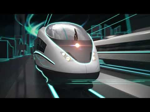 WSP Rail – Designing future transport