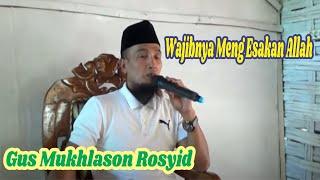 Live Ponpes Jaya Baru (Wajibnya Meng Esakan Allah)