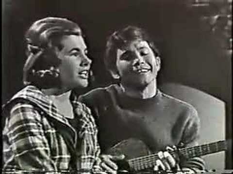 Ian & Sylvia TV Performance of 'Four Strong Winds', 1963