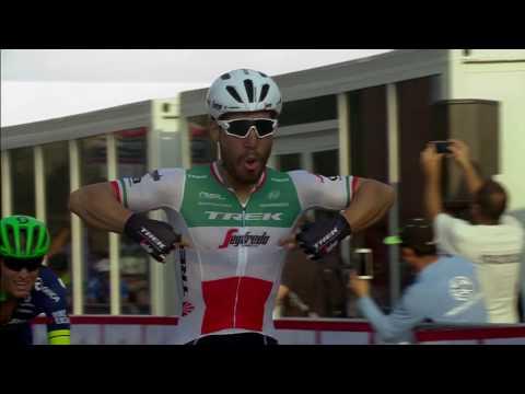 Giacomo Nizzolo wins the ADNOC STAGE (Madinat Zayed – Madinat Zayed) of the 2016 Abu Dhabi Tour