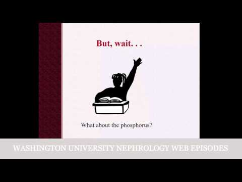 Web Episode #007 - Understanding Bone Mineral Metabolism in Kidney Disease